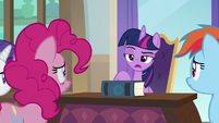 "Twilight Sparkle ""the EEA will be here"" S8E1"