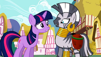 Twilight and Zecora S02E06