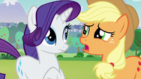 "AJ ""She's become a whole other pony!"" S5E24"