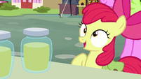 Apple Bloom -thanks, Mr. Grand Pear, sir!- S7E13