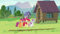 Cutie Mark Crusaders abandoned by campers S7E21