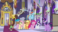 "Discord ""I've known Celestia and Luna"" S9E17"
