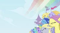 Los ponies felices S1E3