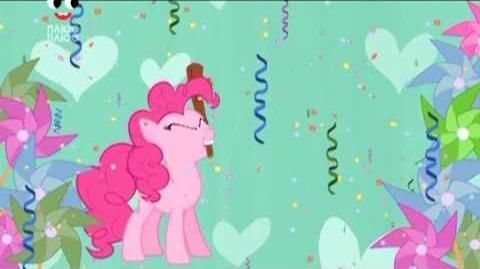 "MLP FiM - Pinkie's Gala Fantasy ""Song"" Official Ukrainian dub"