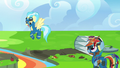 Misty Fly makes fun of Rainbow Dash S6E7.png