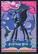 Nightmare Moon trading Card