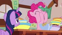 "Pinkie Pie ""choo-choo!"" S7E23"