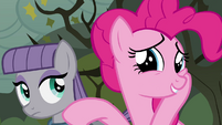 Pinkie Pie flattered 'aw, shucks!' S4E18