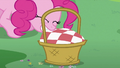 Pinkie Pie pulling cloth S2E03.png
