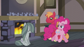 Pinkie looking at Big Mac and Marble S5E20.png