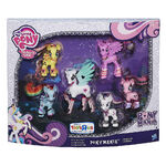 Ponymania Collection dolls packaging