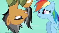 """Quibble """"you need to get your money back"""" S6E13"""