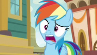 "Rainbow Dash ""Quibble Pants?"" S9E6"