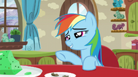 "Rainbow Dash ""it was great as usual"" S6E11"