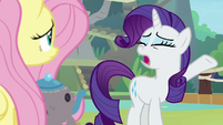 "Rarity ""busiest shopping season"" S8E4"