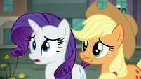 Rarity -perhaps I spoke too soon- S5E16