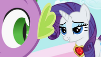 Rarity absolutely proud S2E10