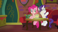 Rarity whispering --no rating-- S6E12
