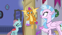 Silverstream -dragons don't really have holidays- S8E16