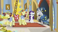 Star Swirl -return the bits you've collected- S8E16