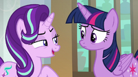 "Starlight Glimmer ""see what I did there?"" S9E1"