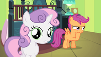 Sweetie -you need an escape plan- S4E17