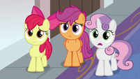 Sweetie Belle -just give us a chance- S8E12