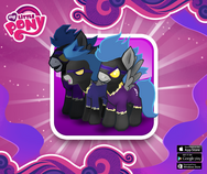The Shadowbolts MLP Mobile Game