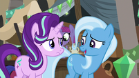Trixie -oh, it's fine- S8E19