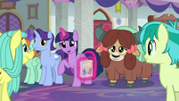 """Twilight """"you don't need to do that"""" S9E7"""