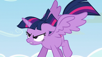 Twilight --I can show you what the world is like without mine!-- S5E26