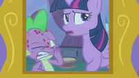 "Twilight Sparkle exhausted ""fine"" S8E11"