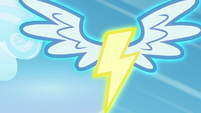 Wonderbolts insignia scene transition S6E7