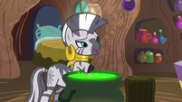 "Zecora ""such luck, your coming here"" S9E18"