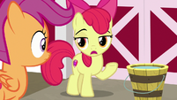 """Apple Bloom """"there's nothin' in Equestria"""" S9E23"""
