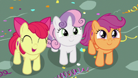 Apple Bloom --you sure have earned it-- S6E19