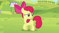 Apple Bloom correcting herself S5E17