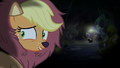"""Applejack """"not that I was ever scared"""" S5E21.png"""