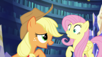 Applejack -and we'd have missed out- S5E21
