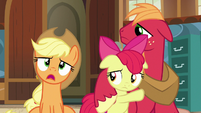Applejack -no wonder Granny never told us- S7E13