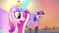 Cadance and Twilight shocked S4E11.png