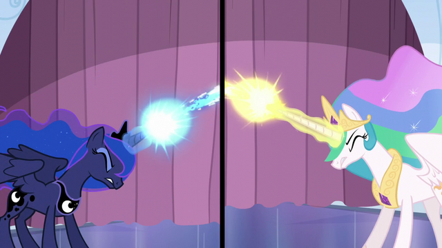 File:Celestia and Luna shoot their magic beams S6E2.png