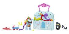 Explore Equestria Rainbow Dash Cloudominium Playset