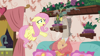 "Fluttershy ""your not-normal normal self!"" S7E12"