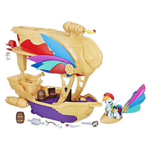 File:Guardians of Harmony Rainbow Dash Swashbuckler Pirate Airship.jpg