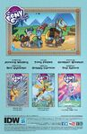 Legends of Magic issue 9 credits page