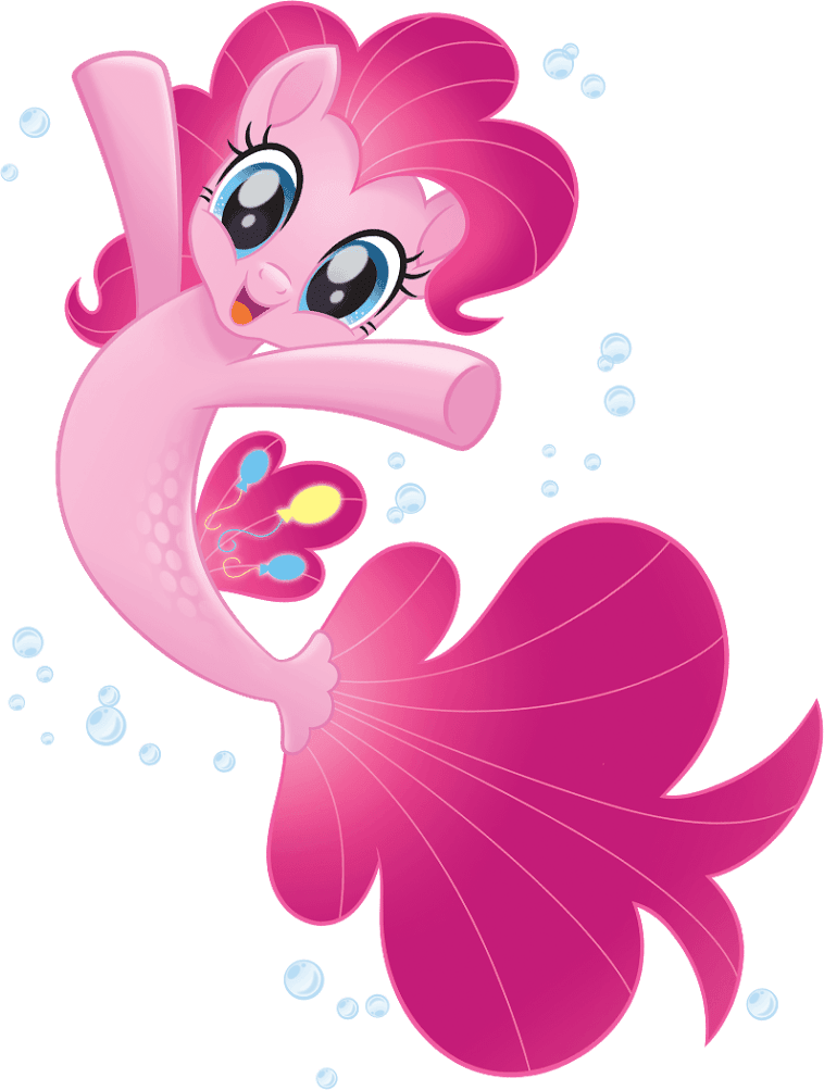 image mlp the movie seapony pinkie pie official artwork png my