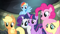 Main ponies in agreement S4E06.png