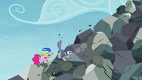 Maud Pie saves Pinkie S4E18
