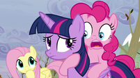 Pinkie -That's what started this all!- S5E5